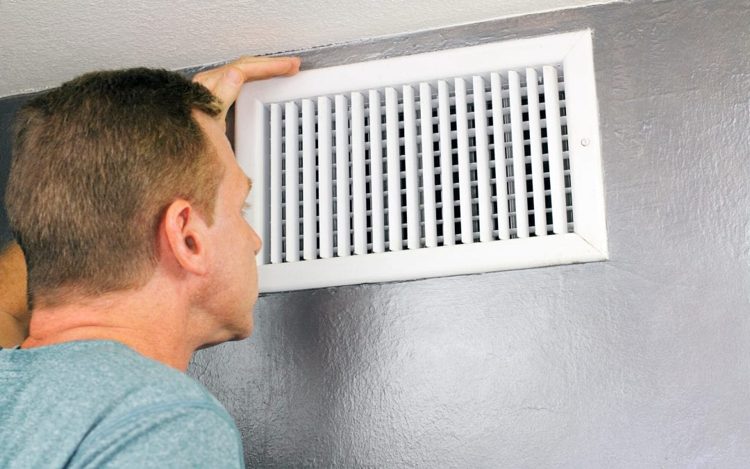 clean the air ducts in your home