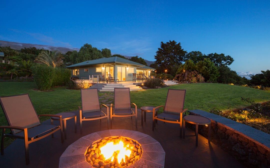 4 Outdoor Fire Pit Safety Tips